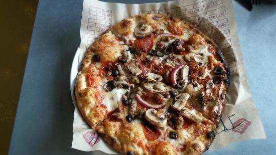 Wayne, Pensilvania: Great Pizza At Mod!