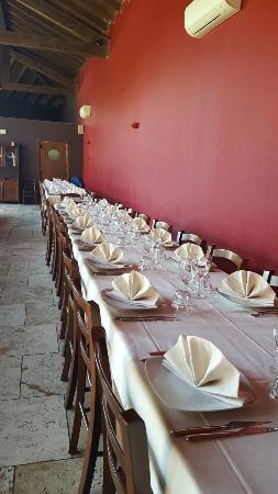Castelletto di Momo, อิตาลี: Per una cerimonia!