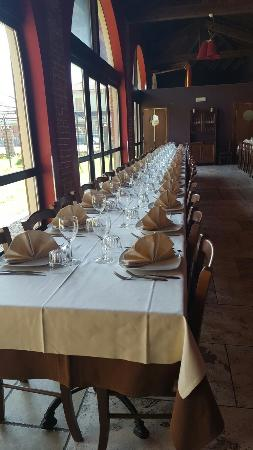 Castelletto di Momo, Itália: Per una cerimonia!