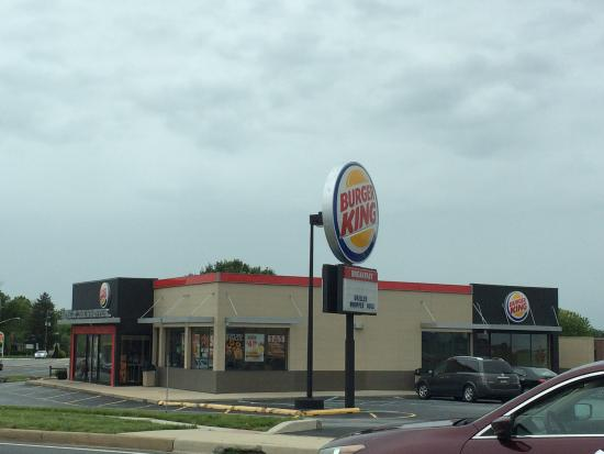 Burger King new castle