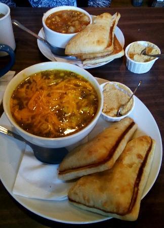 Southampton, Canadá: A light lunch