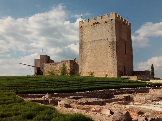 La torre picture of fortaleza de la mota alcala la real for Parque mueble alcala la real