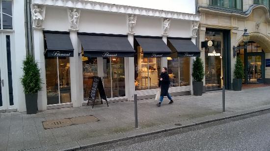 Very Elegant Indeed Hidden Gem Picture Of Cafe Flamant Hamburg