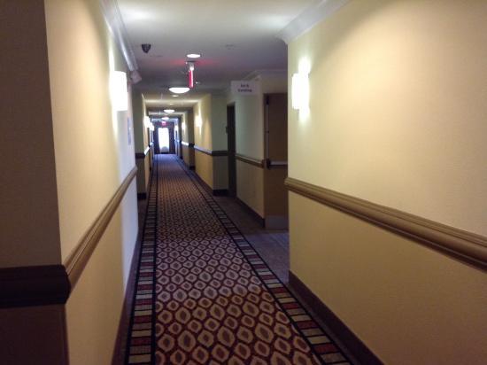 Port Saint Lucie, Floryda: Corridor. April'16