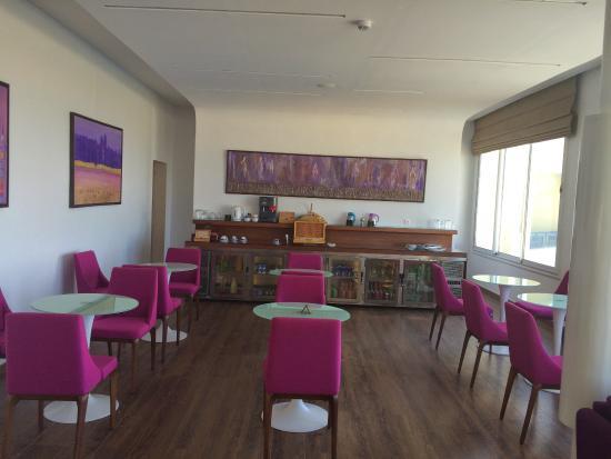 Golden Tulip Carthage Tunis : Business lounge Golden Tulip