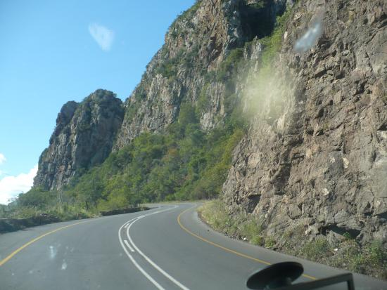 Maputaland Coastal Forest Reserve, África do Sul: En route to Ndumo via Josini