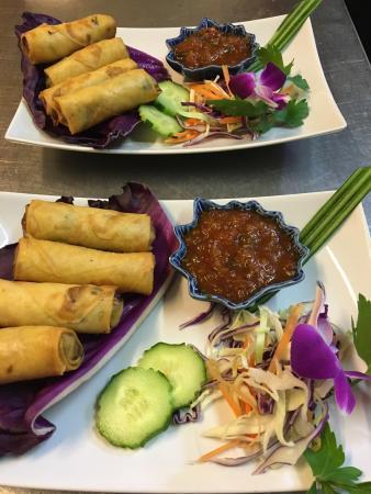 Restaurant Ronni: Utroligt lækkert mad. Hjemmelavet, friskt og af høj kvalitet man ikke ser andre steder.