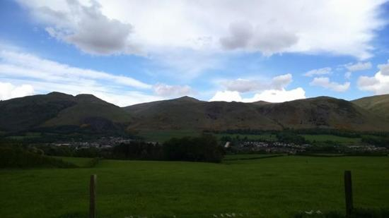 Tillicoultry, UK: The view