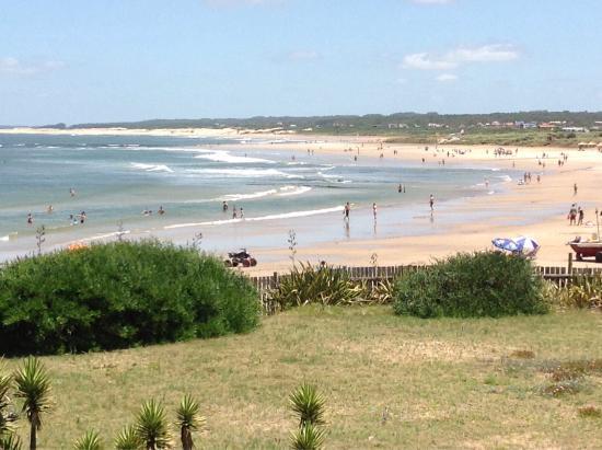 La Paloma, Uruguay: Playa Los Botes