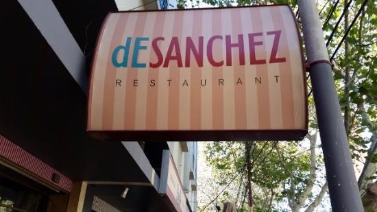 dESANCHEZ : Frente
