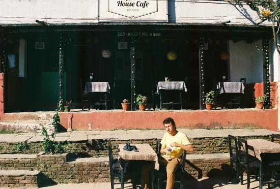 Bandipur, Νεπάλ: Breakfast at old house cafe