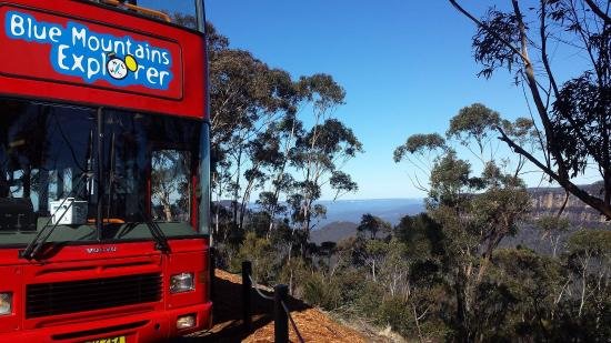 ‪Blue Mountains Explorer Bus‬