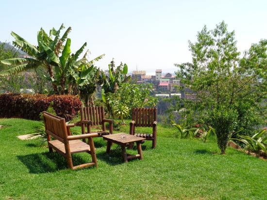 la riziere espace dtente dans le jardin - Detente Jardin