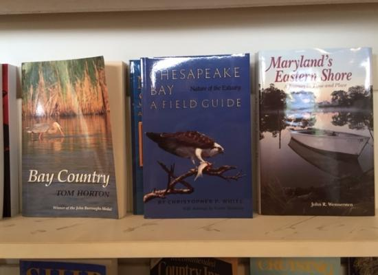 Tilghman, MD: Anything you need a la nautical and maritime info, history, etc.