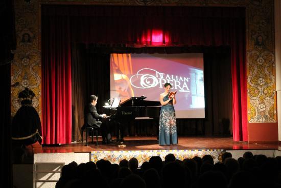 Italian Opera Taormina: Norina
