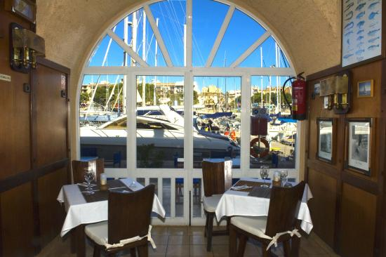 Restaurant Sa Cantina Club Nautico
