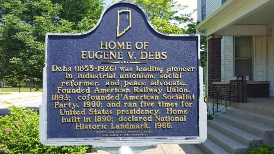 Eugene V. Debs House