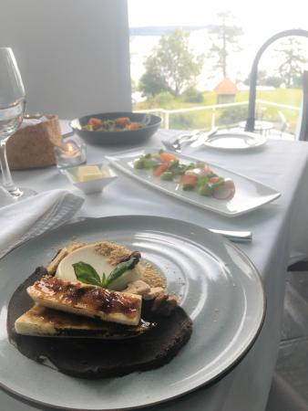 Rockwater Secret Cove Resort: Great new menu items