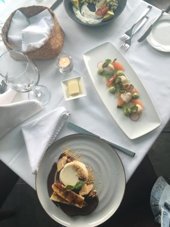 Halfmoon Bay, Kanada: Great new menu items