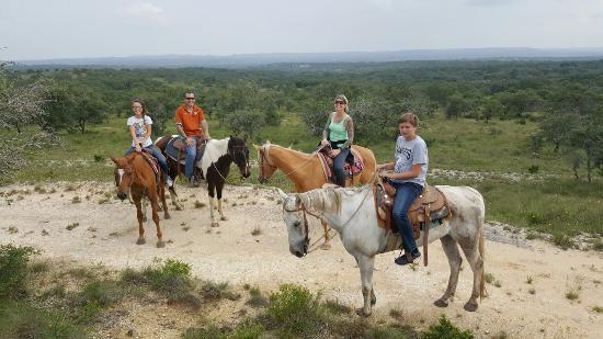 Travis P Trail Rides
