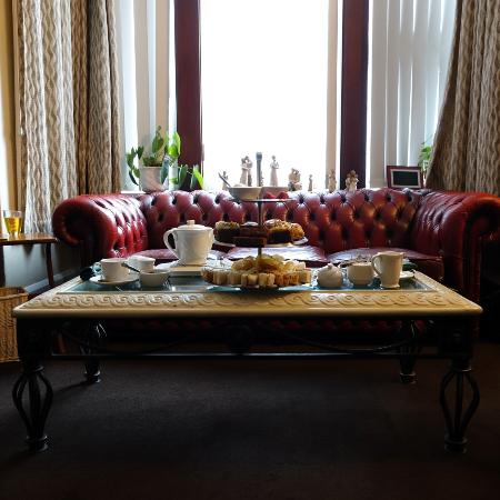 Hepworth Guest House: AFTERNOON TEA FOR TWO