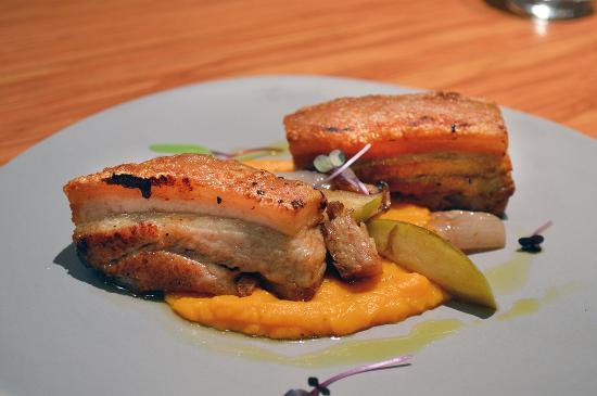 เวสท์พลาซ่าโฮเต็ล: Restaurant Entree/Main