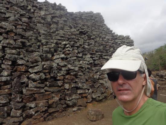 Puerto Villamil, Ecuador: Parte do Muro das Lágrimas