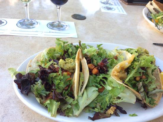 New Prague, MN: Walleye tacos. Who knew fish could look--and taste--so good?