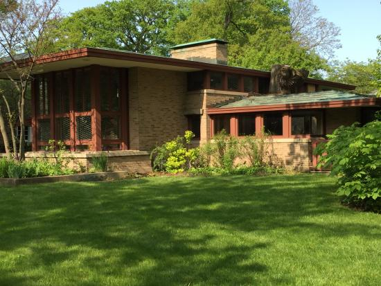 Wright Plus Housewalk: River Forest Home by Wright