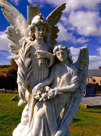 Ardmore, Ιρλανδία: Gravestone