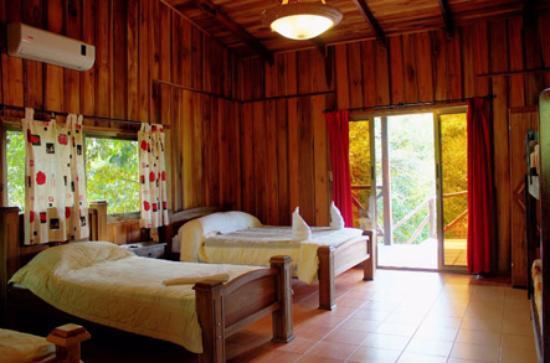 Hotel Kokoro Arenal: Habitación Eco-lodge Superior
