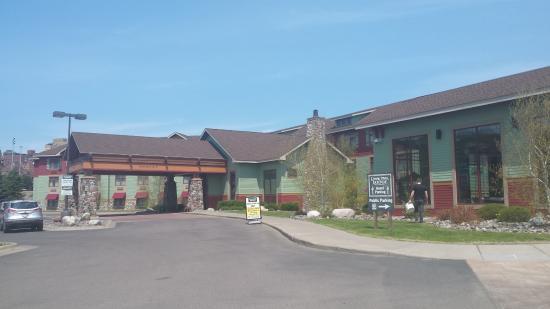 Potret Canal Park Lodge