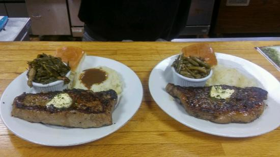 Front Royal, VA: NY Steak Strip Dinner