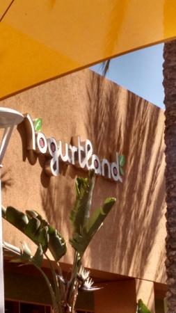 Irvine, CA: YogurtLand