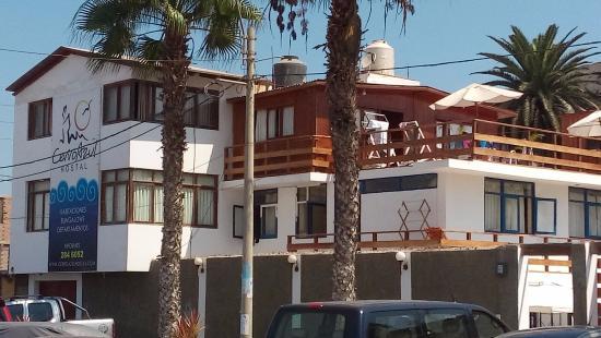 Cerro Azul Hostal