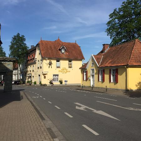 Hotel Pilgrimhaus: Very special place