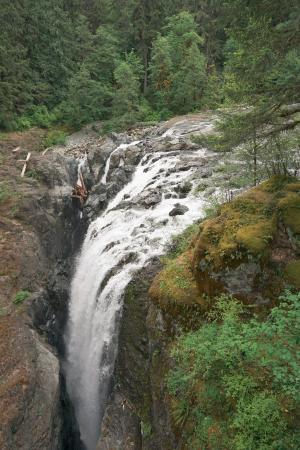 Nanaimo, Kanada: Waterfall