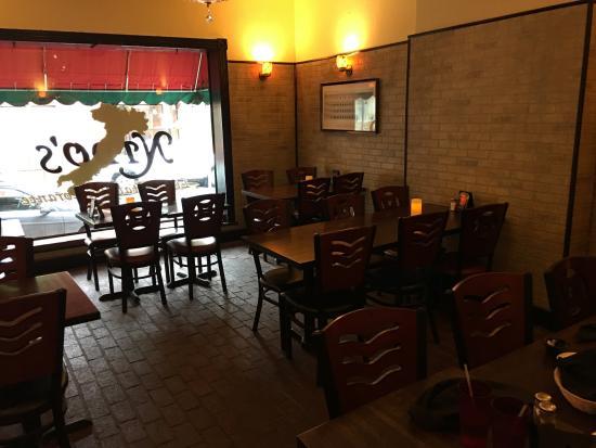 Nido S Little Italy Ristorante Frederick Menu Prices Restaurant Reviews Tripadvisor