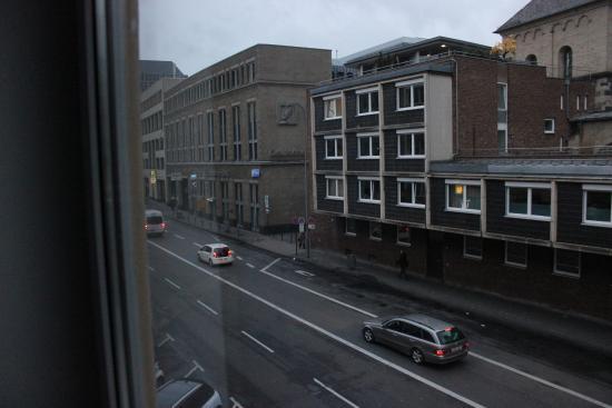 A&O Köln Dom: vista