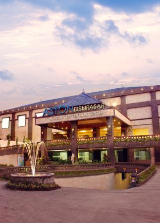 Aston Denpasar Hotel and Convention Center: Exterior - Facade