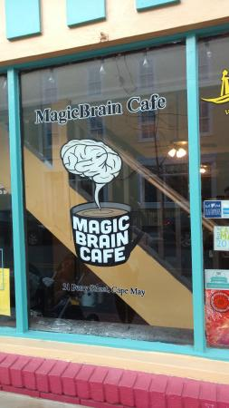 Magic Brain Cafe