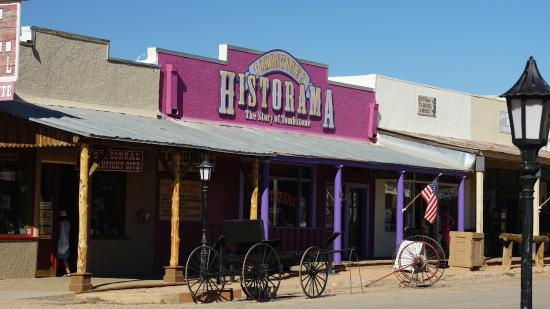 Tombstone's Historama