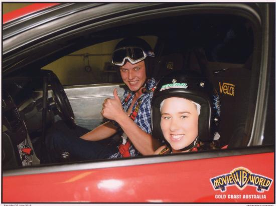 Hollywood Stunt Driver 2 Experience