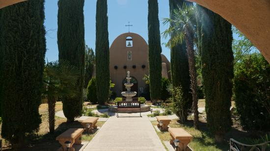 Saint David, AZ: Our Lady of Guadalupe Chapel