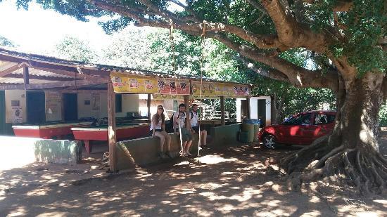 Araguari, MG: Cachoeira das Irmãs