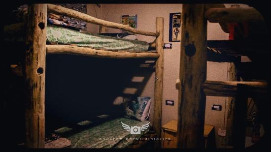 Green House Hostel: Dormitório