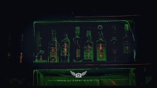 Green House Hostel: Bar