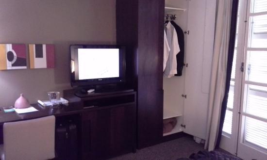 Maraba Hotel Sao Paulo: habitación amplia