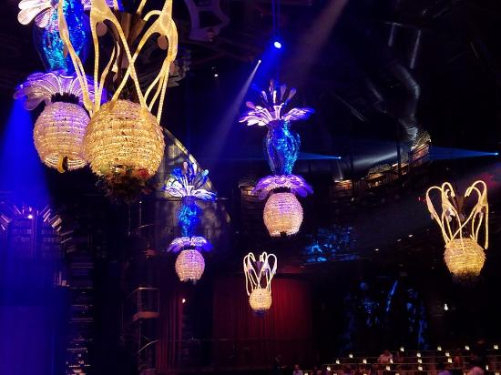 Beautiful Decor Built Specifically For This Show Picture Of Cirque