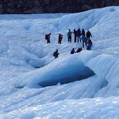 Fox Glacier, Nya Zeeland: photo0.jpg